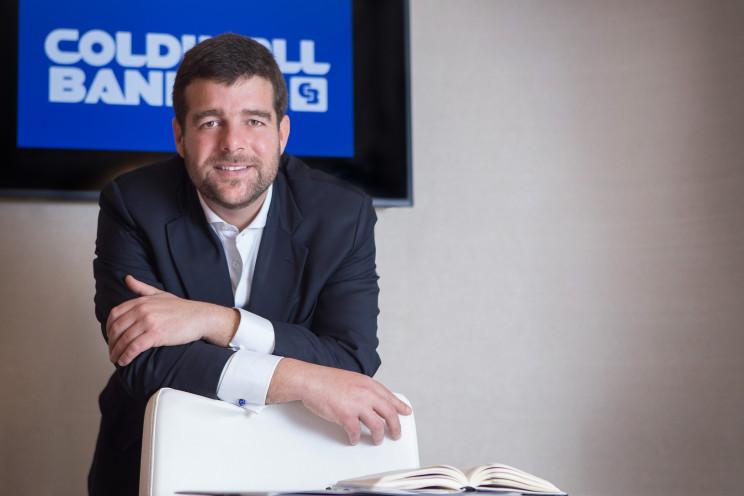 Frederico Abecassis, CEO da Coldwell Banker Portugal / Coldwell Banker Portugal