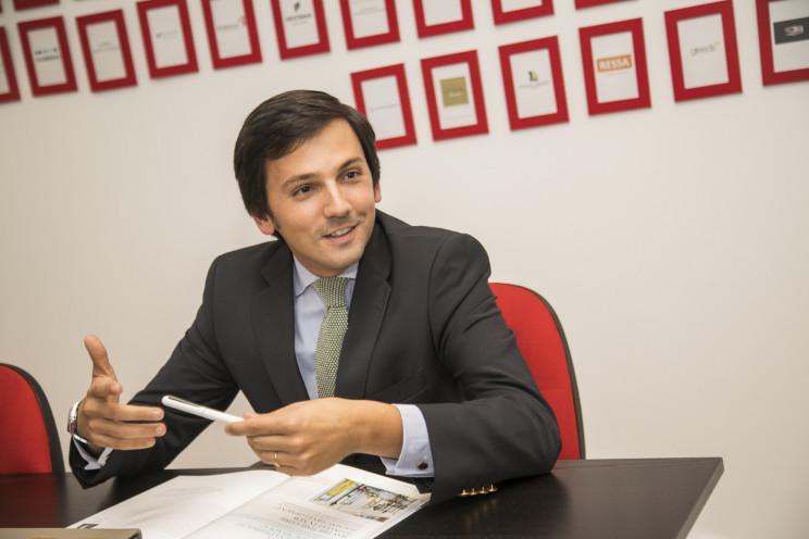 Hugo Santos Ferreira, vice-presidente executivo da Associação Portuguesa dos Promotores e Investidores Imobiliários / APPII