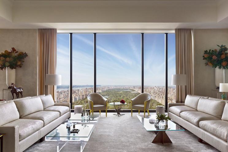 Interior do apartamento