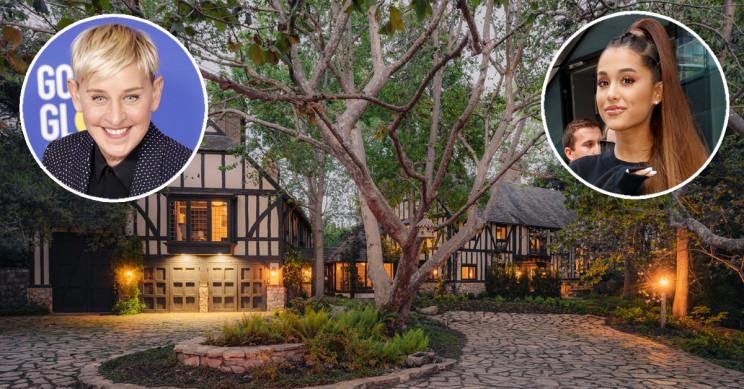 Ariana Grande pagou 6 milhões pela casa