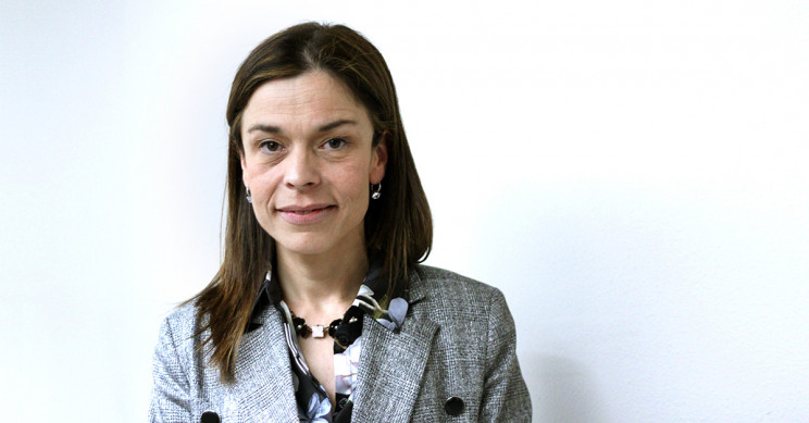 Secretária de Estado da Habitação, Ana Pinho
