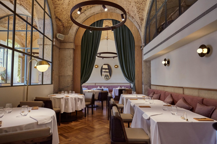 Restaurante Belcanto em Lisboa, grupo José Avillez / Detailsmind