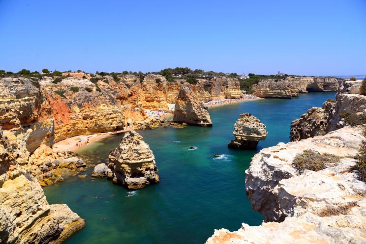 Algarve, Portugal / Photo by Mélanie Martin on Unsplash