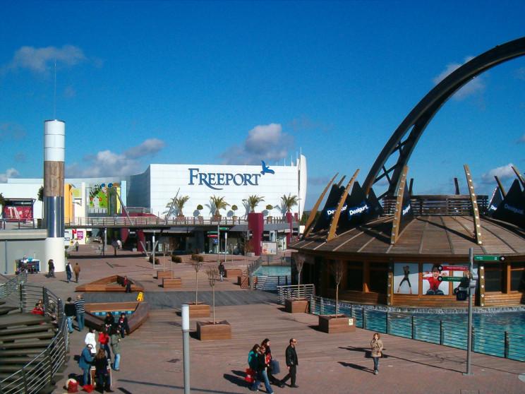 A Via Outlets é dona do Freeport em Alcochete / Créditos: Koshelyev/CC-BY-SA-3.0