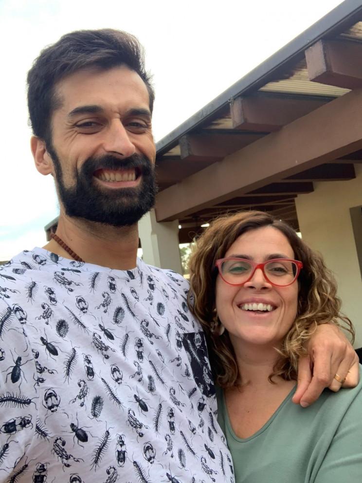 António e Catarinha Raminhos