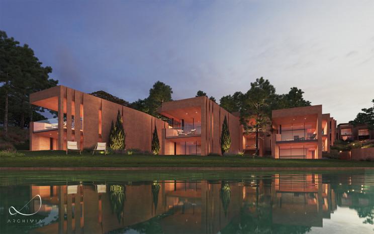 O resort Palmares, no Algarve / Kronos