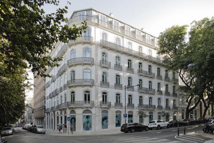 Asnove lojas que a Tander comprou em Lisboa totalizam 3.015 m2 e localizam-se no Liberdade 203. / Avenue