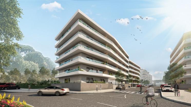Quadrante escolhida pelo promotor como responsável pela arquitetura e engenharia do novo complexo habitacional.