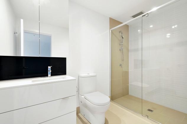Base de duche em azulejo